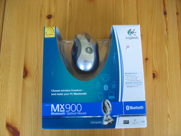 logitech mx900 bluetooth mouse review packaging