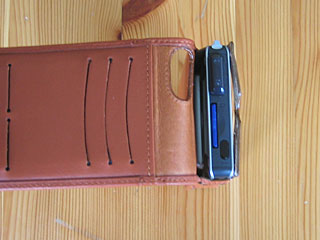 piel frama case for dell axim