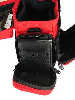 roadwired pod gadget bag with axim
